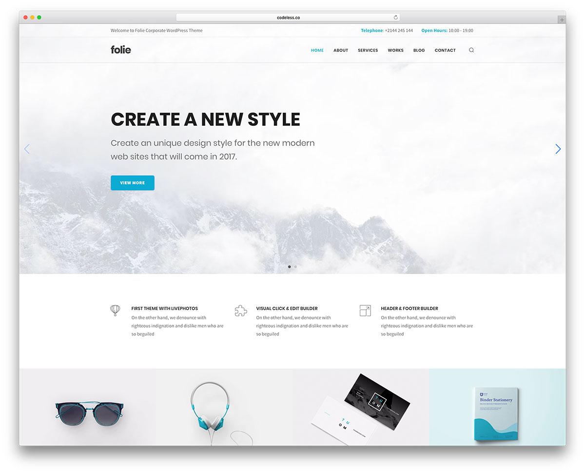 Thiết kế web ngày càng tối giản, chú trọng nội dung, hiển thị tương thích đa thiết bị, tốc độ phải nhanh