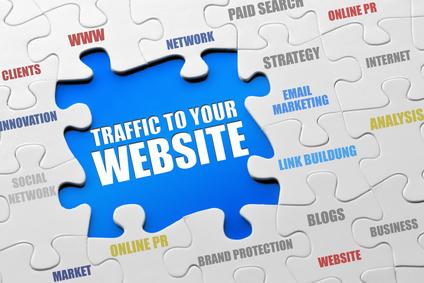 Có nhiều kênh để tăng lượng truy cập cho website