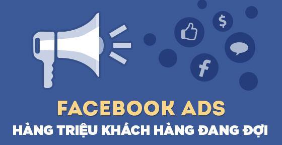 Hàng triệu khách hàng đang trên Facebook
