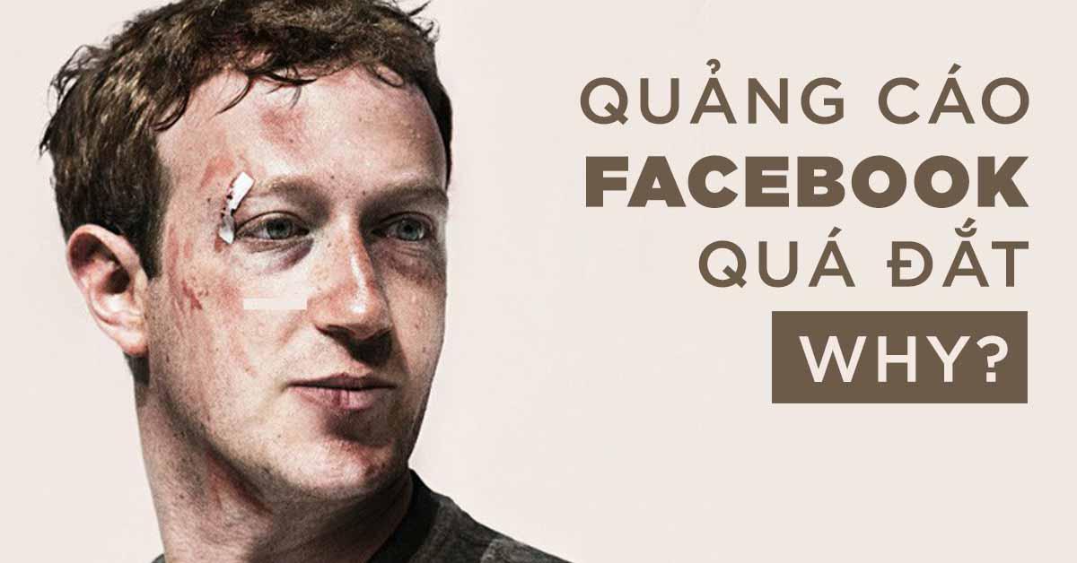 Thì ra đây chính là nguyên nhân tại sao quảng cáo Facebook ngày càng đắt, ngày càng kém hiệu quả!