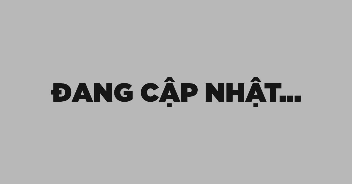 ĐỪNG BAO GIỜ TRÌ HOÃN VIỆC LÀM WEBSITE